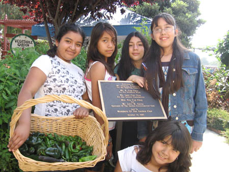 School Garden Club Awarded Grant To Continue Planting Good Seeds Eastern Group Publications