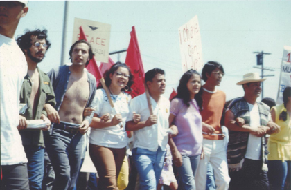 the 1970 national chicano