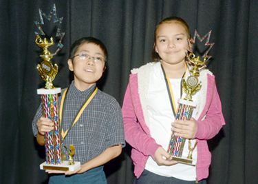Saisho Wins District Spelling Bee Eastern Group Publications Egpnews