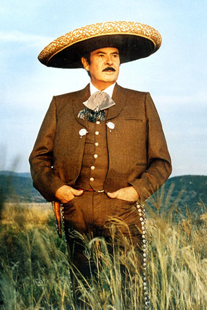 The bronze statue of Antonio Aguilar riding a horse will stand 13-feet high on a 5-foot tall base. Courtesy of the Office of Councilmember Jose Huizar