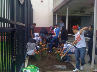 Bell Gardens Students Compete In Community Service Contest Eastern Group Publications Egpnews