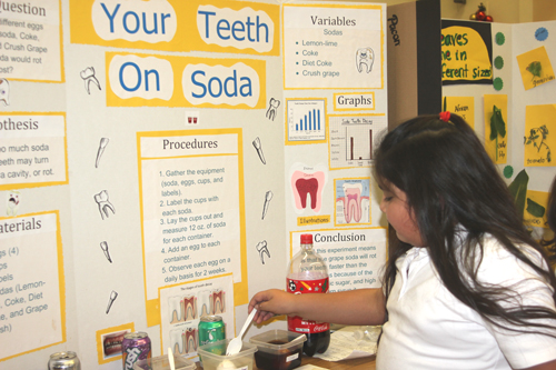 Bell Gardens Students Show Off Science Skills Eastern