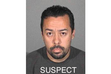 Suspect - Oscar Manuel Iturralde - East Los Angeles Sheriffs - July 2013