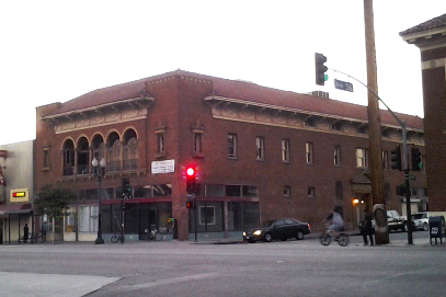 Highland Park Masonic Building - Los Angeles California