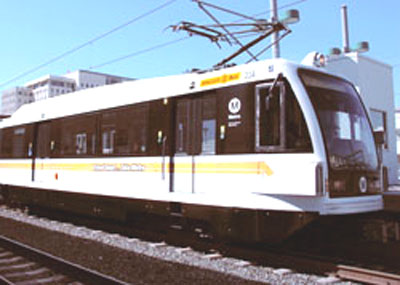 The Metro Gold Line, from Pasadena to Union Station turned 10 years old last week. (EGP Archive)