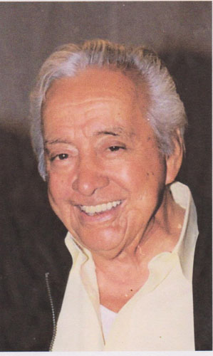 Raúl P. Arreola passed away August 27, he was 89. (Photo courtesy of Arreola Family)