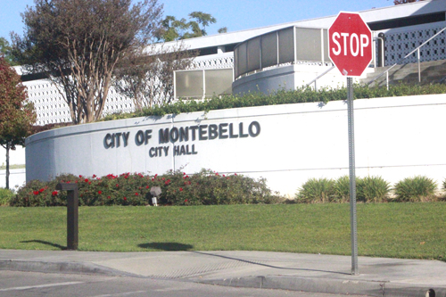The three candidates with the highest number of votes on Nov. 5 will be elected to the Montebello city council.  (EGP photo by Nancy Martinez)