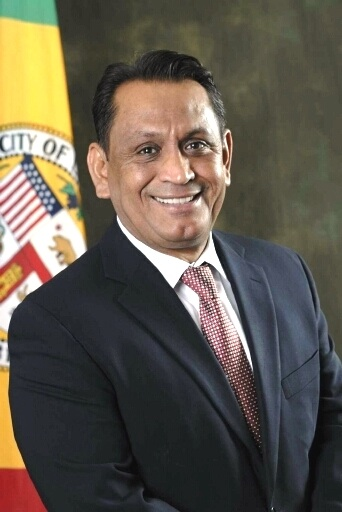 Gil Cedillo, Los Angeles councilmember -D1