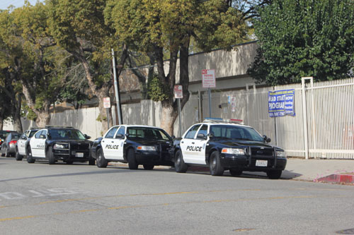 Montebello Police pension funds could be impacted by state taking of property tax. (EGP photo by Nancy Martinez)