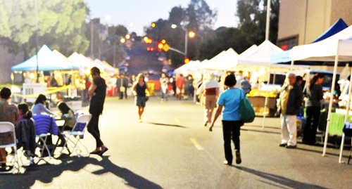 The Monterey Park Farmers Market takes place at 318 Ramona Ave. every Friday between 4p.m. and 8p.m. (Monterey Park Farmers Market)