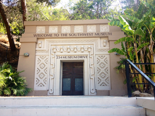 The Southwest Museum is open every Saturday from 11a.m. to 4p.m.  (EGP photo by Jacqueline Garcia)