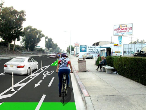 Monterey Park Puts Bicycle Master Plan in Motion