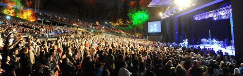 (The Greek Theater)