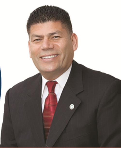 Hugo Argumedo, a former Commerce city councilmember, was elected to represent the city once again in this month's election.