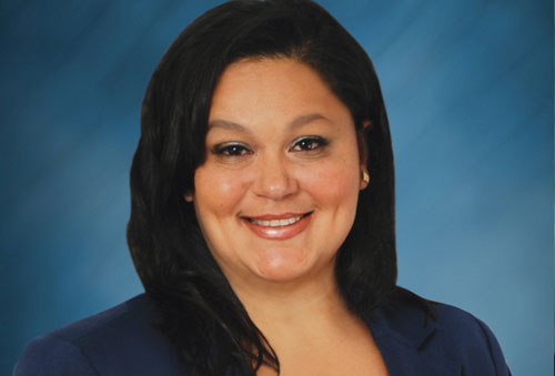 Oralia Rebollo was elected as one of the newest Commerce councilmember.
