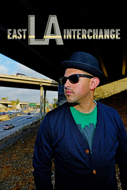 Xavi Moreno is featured in East LA Interchange, a new documentary directed by Betsy Kahlin, making its world premier July 26 at the Downtown Film Festival Los Angeles.  (© 2015 Chris Chew/Bluewater Media)