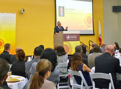 SCE Sees 'Power' of Hispanic Business