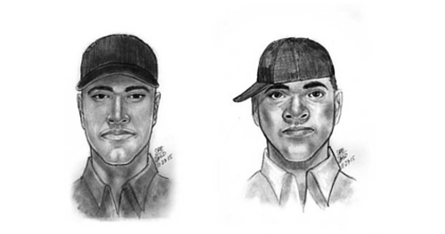 Montebello PD Releases Sketch of Persons of Interest in Death Investigation