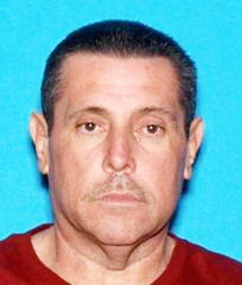 George Vera Sr., 48, was convicted of federal racketeering and firearm charges. (Montebello Police Department)