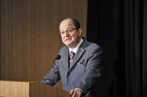 USC President C. L. Max Nikias calls for swift action as biotech race intensifies.