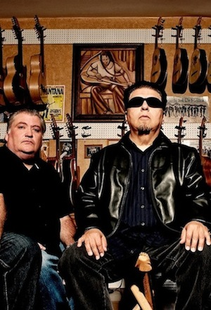 Los Coyotes - (led by Cesar Rosas and David Hidlago of Los Lobos) will close out the festival, Sunday, Sept. 24 at 5:30 p.m.
