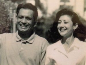 "Gilbert ""Gil"" and Ruby Cedillo (Photo Courtesy of Gil Cedillo)"