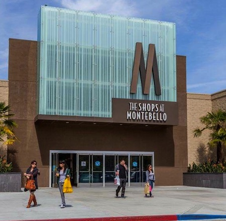 If Measure S passes, customers at retail location like The Shops at Montebello will pay a higher sales tax on purchases.