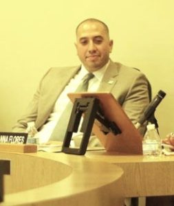 Commerce hires MUSD Board Vice President Edgar Cisneros to serve as new City Administrator, (EGP archive photo)