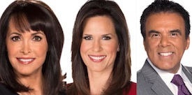 ABC7 Co-anchor Ellen Leyva, Reporter Coleen Sullivan and Weathercaster Danny Romero will be among the celebrities taking part in the 2017 East LA Christmas Parade.