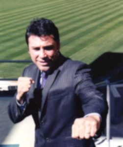 Oscar De La Hoya (EGP Archive Photo by Fred Zermeno)