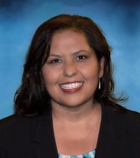 Los Angeles Unified School District Board President Monica Garcia