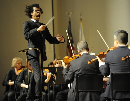 Passion Abounds In L.A. Phil's Free Concert at ELAC